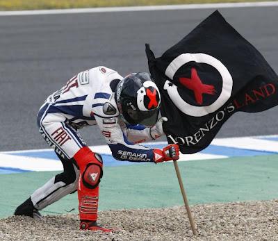 Pembalap MotoGP Dengan Ritual Unik Mereka