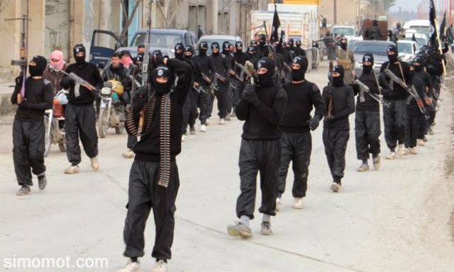 Pasukan Gerilyawan ISIS
